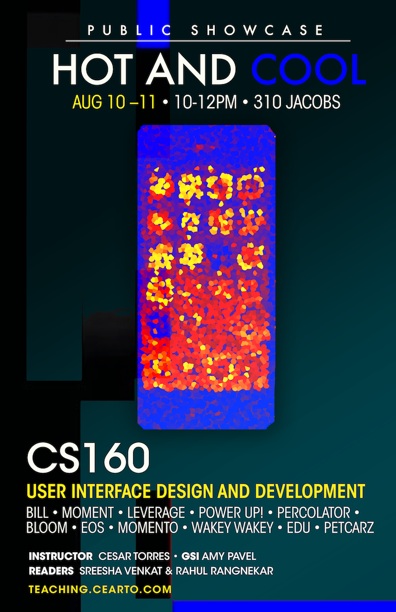 Cs160 showcase su17